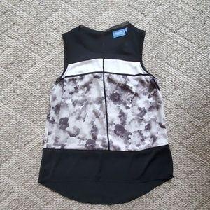 Vera Wang sleeveless top.  Size M